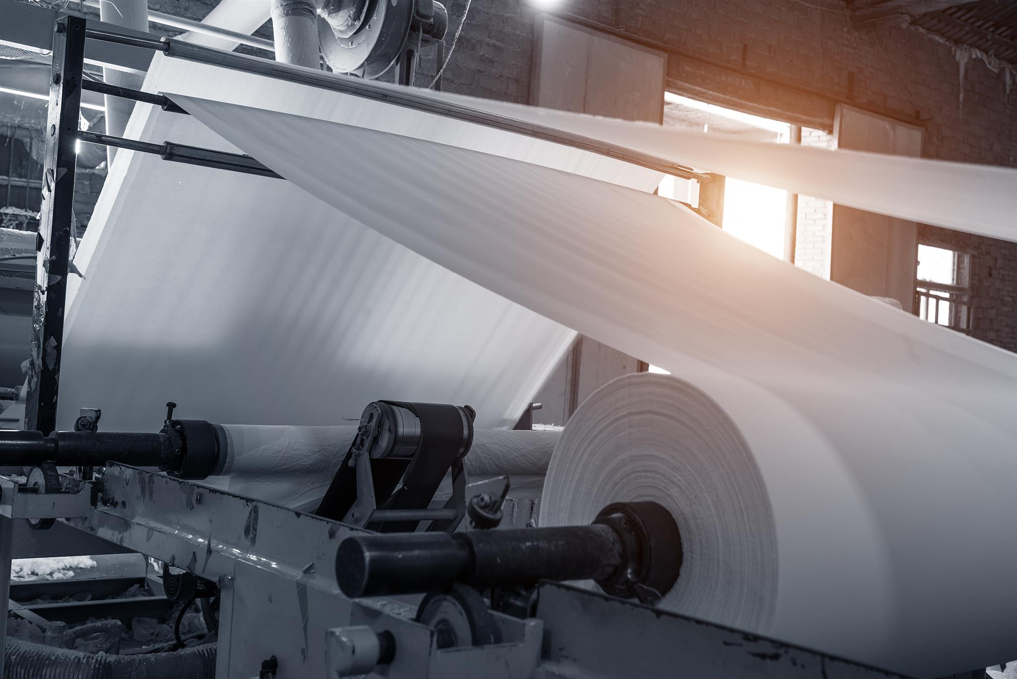paper and board industry